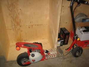 Scooter Gas GS Moon $120