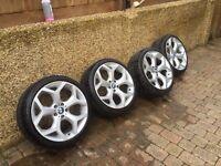 BMW X3 BMW alloys e30 & 3 series ( m3 )