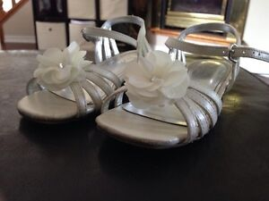 Size 11 Flower girl sandals London Ontario image 1