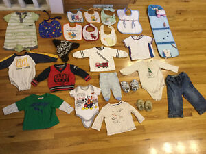 Lot of baby boy clothing, All for $13