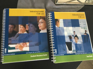 CIP Textbook C120 Underwriting Essentials w/ Student Resource