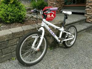 GT Laguna 20 Inch Pearl White Bike