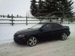 2006 MazdaSpeed6