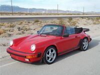 Looking for a 911 Carrera 3.2 in good shape