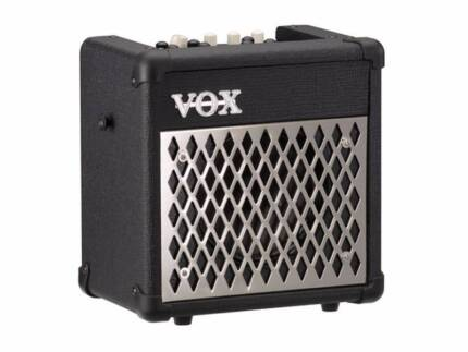 VOX Mini5 Rhythm Guitar Amplifier - Used/Like New