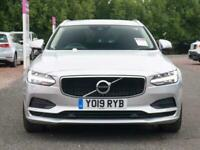 2019 Volvo V90 Volvo V90 2.0 D4 190 Momentum 5dr Geartronic Winter Pack Privacy