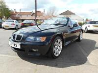 1998 BMW Z3 CONVERTIBLE SOFT TOP FIVE SPEED