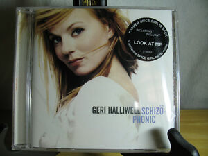 "Geri Halliwell, ""Schizo-Phonic"", New CD"