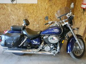 Moto Honda shadow 750cc 2002