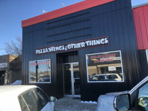 Doris's Pizza - Restaurant for Sale in Roblin, MB!