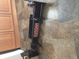 Boss plow mount chevy/gmc 1990-2000