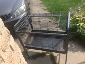 Rabbit Cage Paid $300 Asking $100 OBO