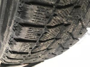205 65 r 16 Bridgestone blizzak avec mag