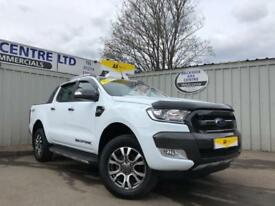 Ford Ranger 3.2 TDCi Wildtrak Double Cab Pick up 4x4 4dr (EU6) NO VAT