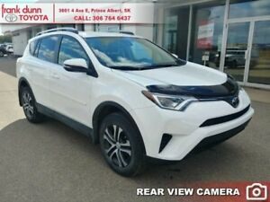 2017 Toyota RAV4 LE  - Certified - Heated Seats - $191.33 B/W