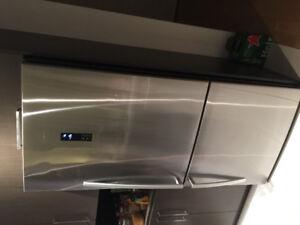 Réfrigérateur Hisense Stainless Steal