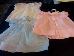 FANCY BABY DRESSES