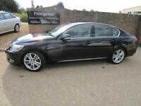Lexus GS 450h 3.5 CVT SE 5dr SALOON - 292 BHP - 109K MILES - FLSH - FULLY LOADED