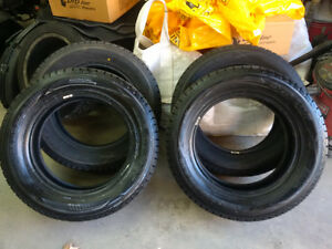 pneus d'hiver winter tires