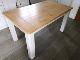 Next Huxley dining table