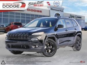 2017 Jeep Cherokee Limited  LEATHER | BACKUP CAMS | REMOTE START