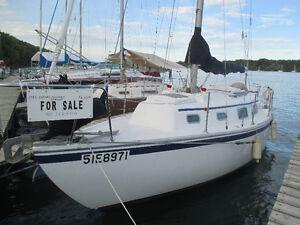29 ft sailboat