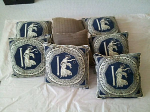 ACCENT CUSHION PILLOWS (SET OF 8) - BRAND NEW