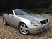 1998 Mercedes-Benz SLK 2.3 Kompressor 2dr