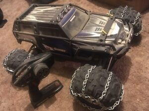 Traxxas Summit 1/8 Scale RC