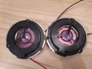 Wharfedale Purple Tweeters for W60 for sale $60