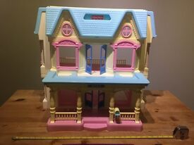 Fisher Price House (Large) Vintage / Classic
