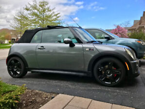 2007 Mini Cooper S Convertible, 110 kms, Supercharger, not turbo