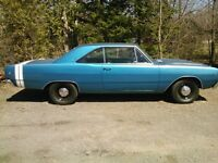 1968 Dodge Dart 340 4speed