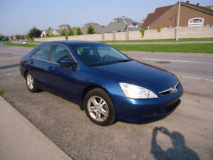 2007 Honda Accord SE Sedan Comes With Sefety &  E Test