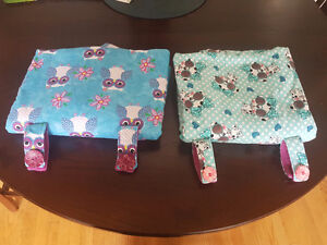 Handmade Infant Car Seat Covers