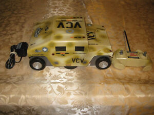 RC Toy ARMY TRUCK
