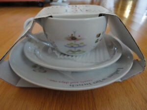 Spice of Life Ladies who Lunch tea cup, saucer and dessert plate London Ontario image 1