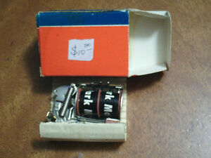 HO scale twin coil switch machines NEW
