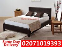Double Leather Bedding..Get It Today