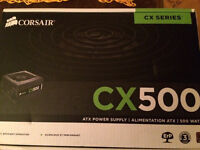 Corsair CX500 Power Supply