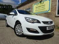 Vauxhall Astra Exclusiv CDTi Ecoflex Ss DIESEL MANUAL 2013/13