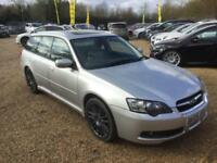 Subaru Legacy 3.0Rn ( Sat Nav ) auto R VERY RARE HARD TO COME BY!