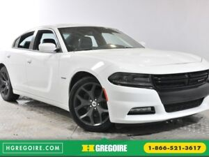 2017 Dodge Charger R/T PLUS Auto GPS Sunroof Cuir/Bluetooth/USB/
