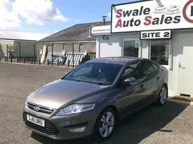 2011 FORD MONDEO TDCi ECO ZETEC 1.6L ONLY 55,115 MILES, FULL SERVICE HISTORY