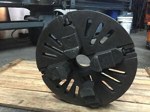 "18"" Independent 4-jaw Lathe Chuck"