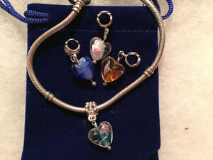 Euro Charms for Pandora Bracelets - Great Christmas Gifts