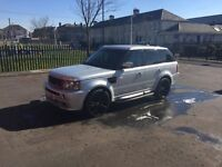 Range Rover Sport HSE Autobiography