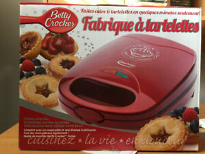 BETTY CROCKER fabrique mini tartelette