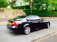 BMW 335d M SPORT - big spec + low miles