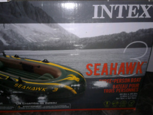 Brand new boat, never been used, still in box.
